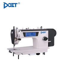 DT9900M-D4 New generation of smart computerized lockstitch sewing machine with 5 functions